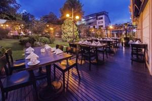 Custo Ben Bogota Hotel Morisson 84